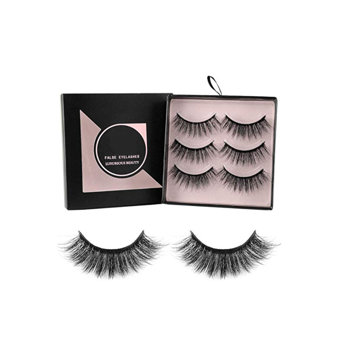 Know U Cosmetics False Eyelashes 202107