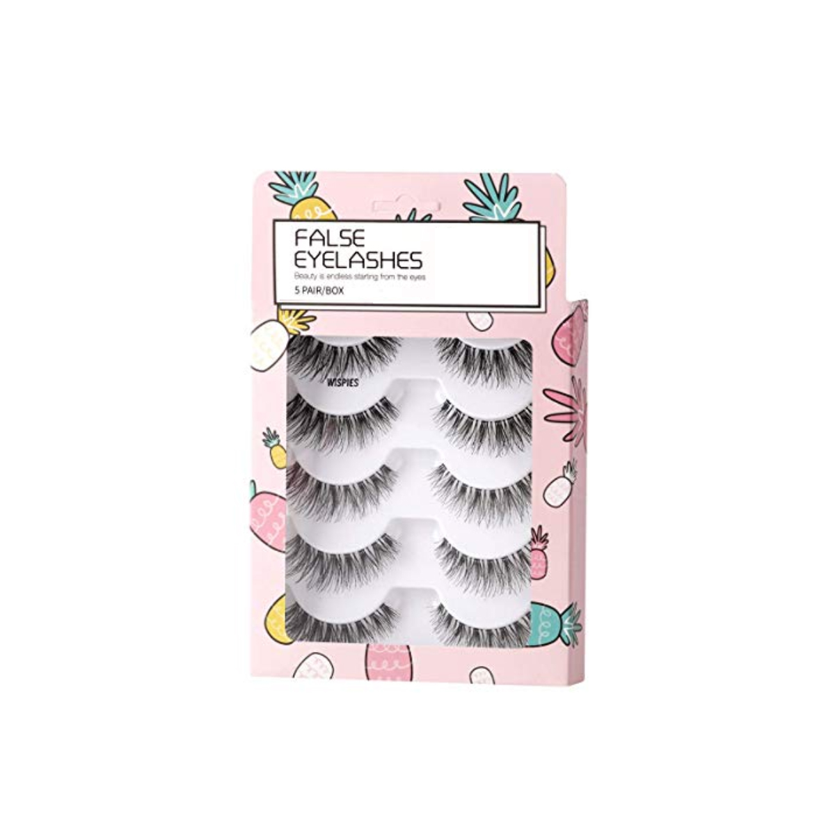 Know U Cosmetics False Eyelashes 202109